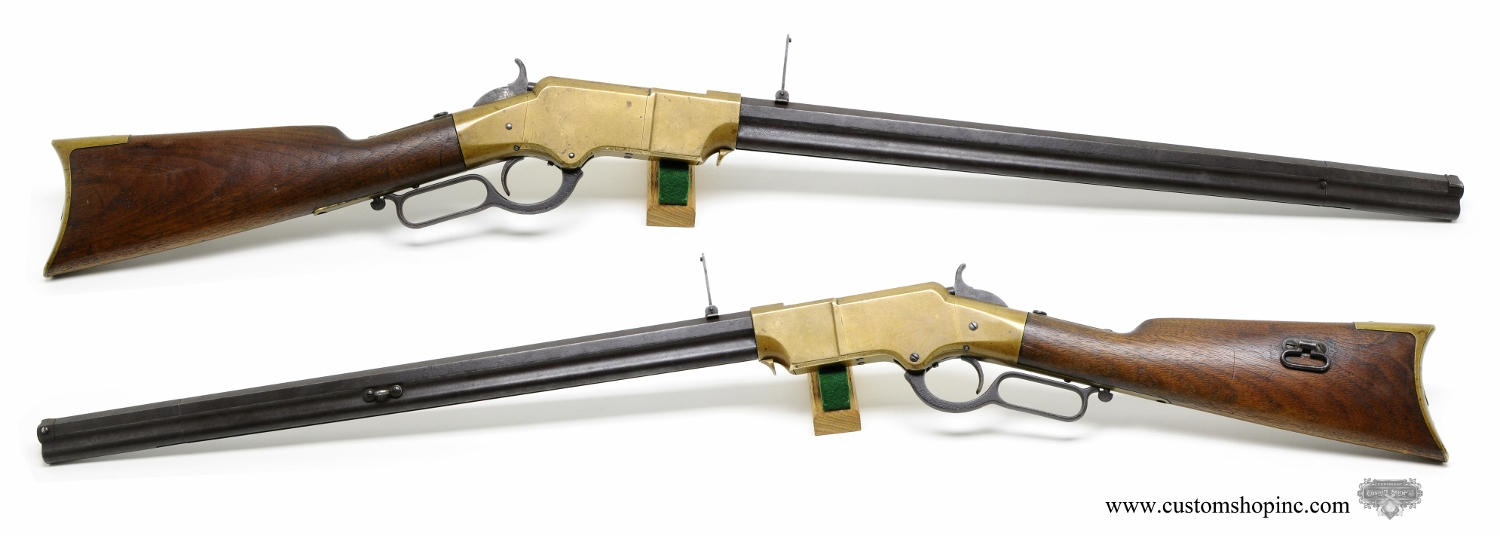 how to clean henry rifle brass